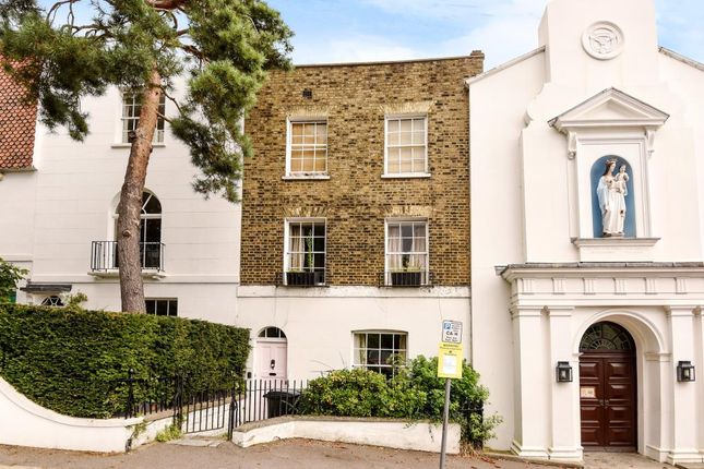 Thumbnail Terraced house for sale in Holly Place, Hampstead