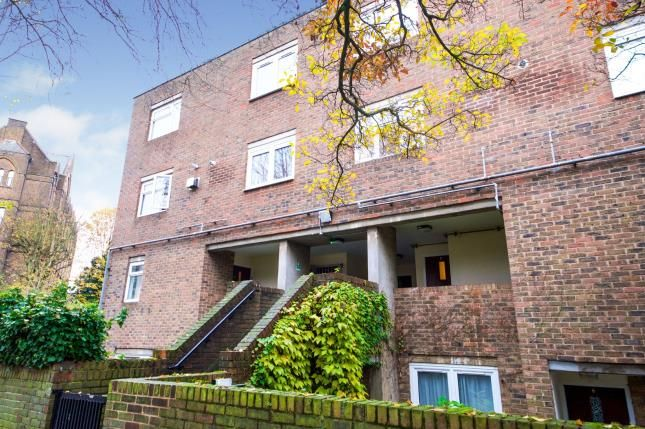Front Views of Annesley Walk, London N19