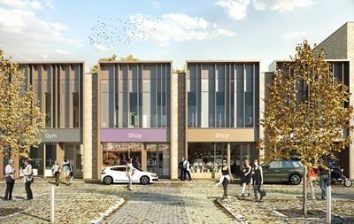 Thumbnail Retail premises to let in The Square At Brooklands, Unit 5, Fen Street, Brooklands, Milton Keynes