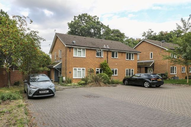 Thumbnail Property for sale in The Orchard, Lightwater