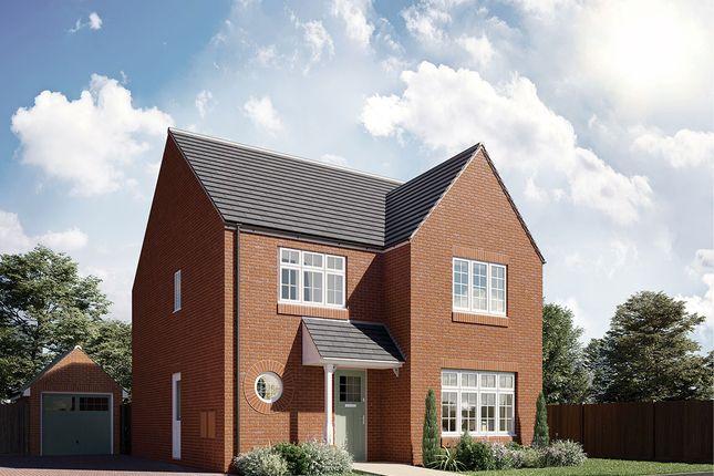 "Thumbnail Detached house for sale in ""Litchborough Lifestyle"" at Bloxham Road, Banbury"