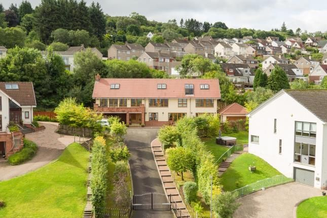 Thumbnail Detached house for sale in Turnberry Avenue, Gourock, Inverclyde