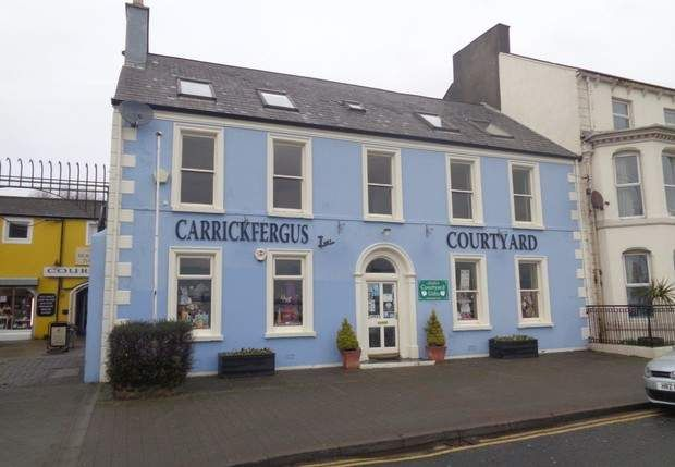 Thumbnail Industrial to let in The Courtyard, 38 Scotch Quarter, Carrickfergus, County Antrim
