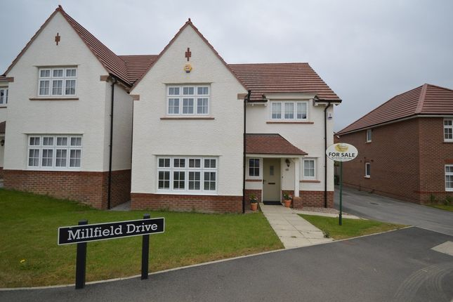 Thumbnail Detached house for sale in Millfield Drive, Wrenthorpe, Wakefield