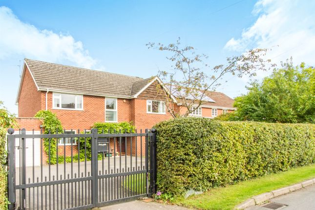Thumbnail Detached house for sale in Meeting House Lane, Balsall Common, Coventry
