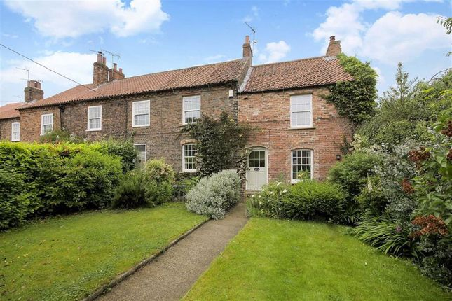 Thumbnail Semi-detached house for sale in Stonegate, Whixley, York