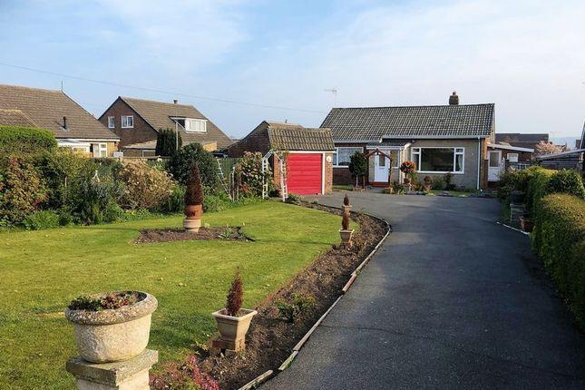 Thumbnail Detached bungalow for sale in Southgate, Crossgates, Scarborough