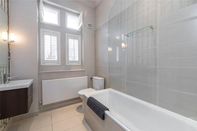 Bathroom of Eton Avenue, Belsize Park, London NW3