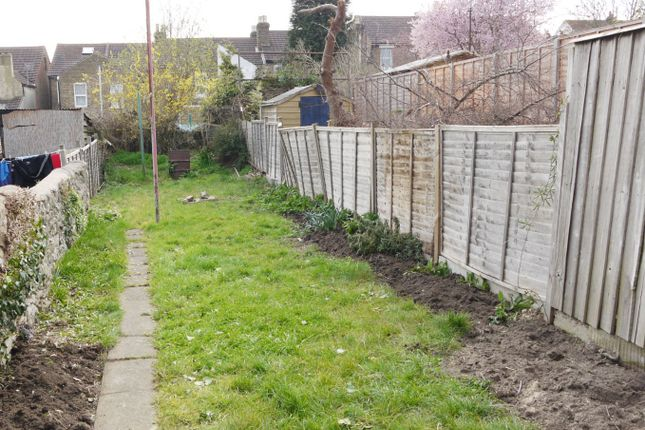 Garden of Charlton Street, Maidstone ME16