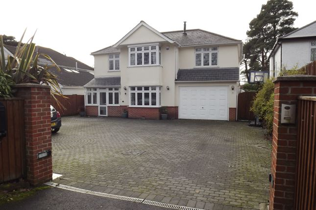 Thumbnail Detached house for sale in Hurn Road, Christchurch, Dorset