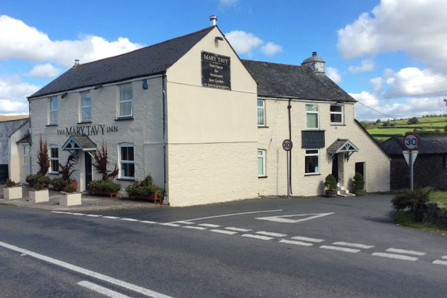 Thumbnail Pub/bar for sale in Mary Tavy, Tavistock