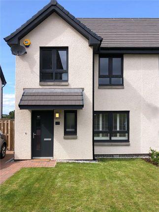 Thumbnail Semi-detached house for sale in Kane Wynd, Edinburgh