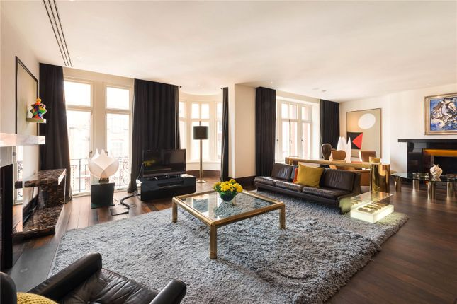Thumbnail Flat for sale in Prince Edward Mansions, Hereford Road, Notting Hill