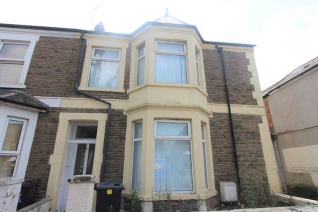 Thumbnail Shared accommodation to rent in Arran Street, Plasnewydd, Cardiff