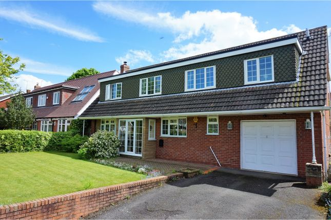 Thumbnail Detached house for sale in Mill Lane, Wheaton Aston