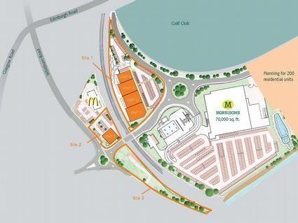 Thumbnail Retail premises to let in Whitburn Road, Bathgate, West Lothian