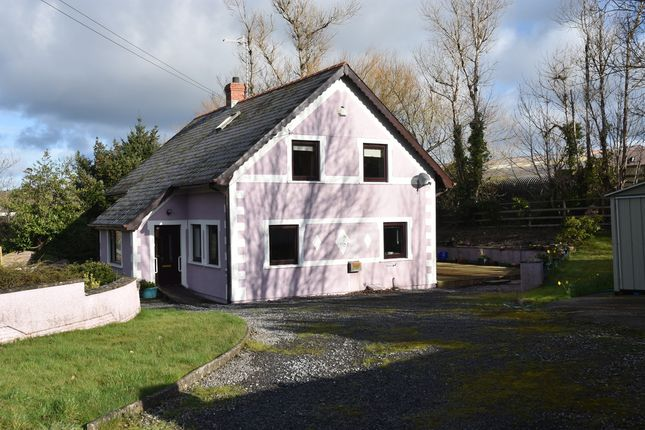Thumbnail Detached house for sale in Castle Street, Cardigan