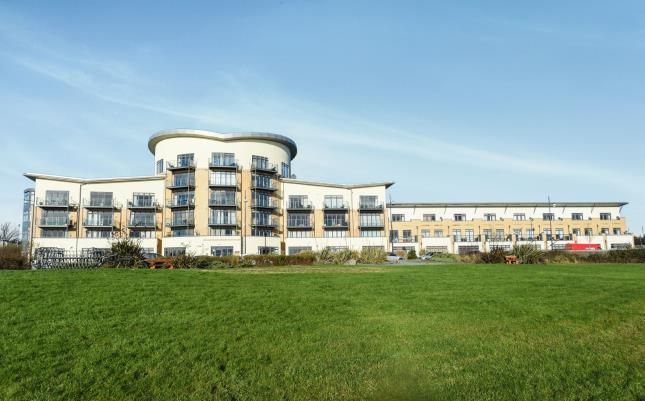 Thumbnail Flat for sale in Lacuna, Windsor Esplanade, Cardiff Bay, Cardiff