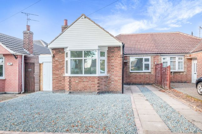 3 bed semi-detached bungalow for sale in Humberstone Lane, Leicester LE4