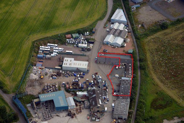 Thumbnail Commercial property for sale in Eldin Industrial Estate, Loanhead, Midlothian