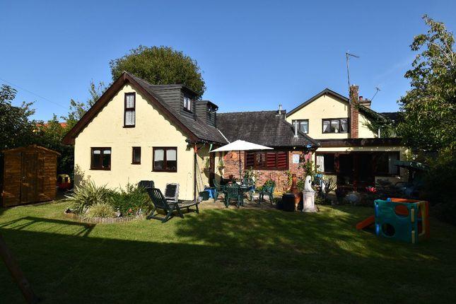 Semi-detached house for sale in School Road, Kedington, Haverhill