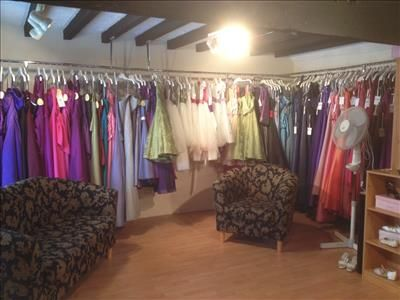 Thumbnail Commercial property for sale in Successful Bridal Wear Business, Wrexham