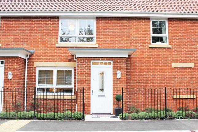 Thumbnail Terraced house to rent in Mill House Road, Norton Fitzwarren, Taunton