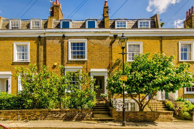 Thumbnail Terraced house for sale in Bingham Street, Islington