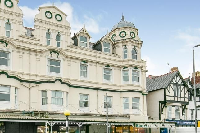Thumbnail Flat for sale in Royal Manor Park, 34 Queens Road, Llandudno, Conwy