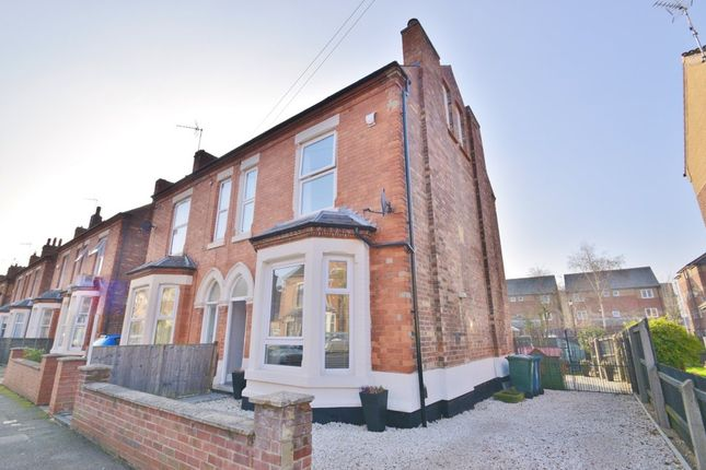 Thumbnail Semi-detached house for sale in Epperstone Road, West Bridgford