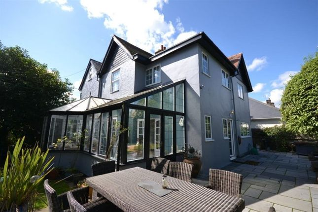 Thumbnail Detached house to rent in Dunmow Road, Dunmow Road, Little Canfield