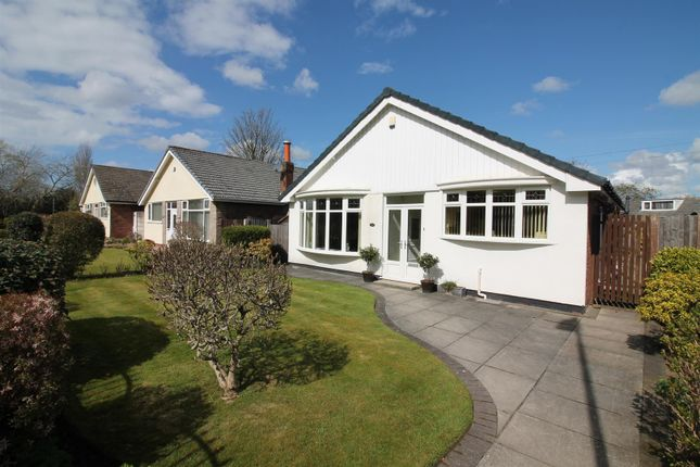 Thumbnail Detached bungalow for sale in Davyhulme Road, Urmston, Manchester