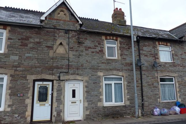 Thumbnail Terraced house to rent in Penpentre, Llanfaes, Brecon
