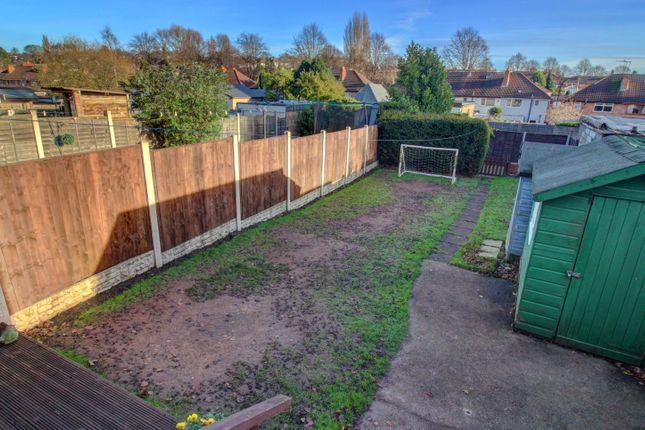Rear Garden of Birkenshaw Road, Great Barr, Birmingham B44