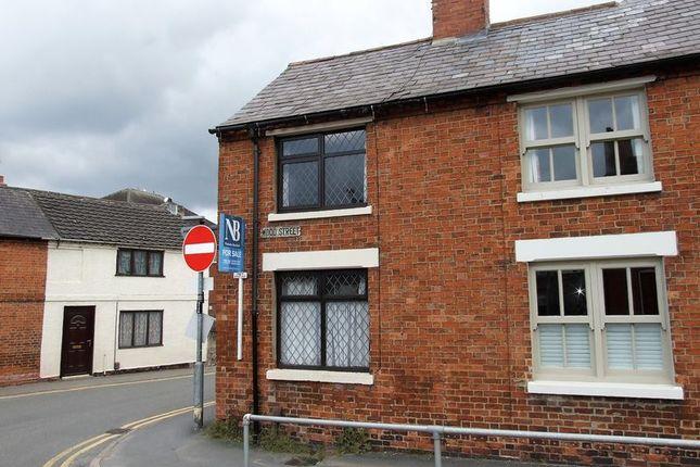 2 bed terraced house for sale in Wood Street, Ashby-De-La-Zouch