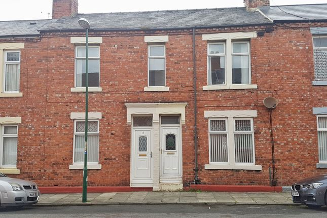 Thumbnail Flat to rent in Mozart Street, South Shields