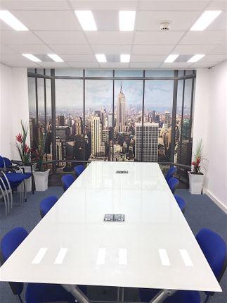 Boardroom of Newton Street, Hyde SK14