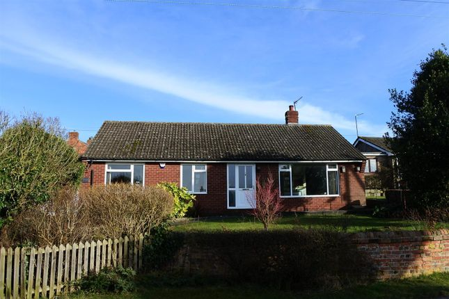 Thumbnail Detached bungalow for sale in Stamford Road, Colsterworth, Grantham
