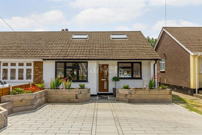 Thumbnail Bungalow for sale in Arnolds Avenue, Hutton, Brentwood
