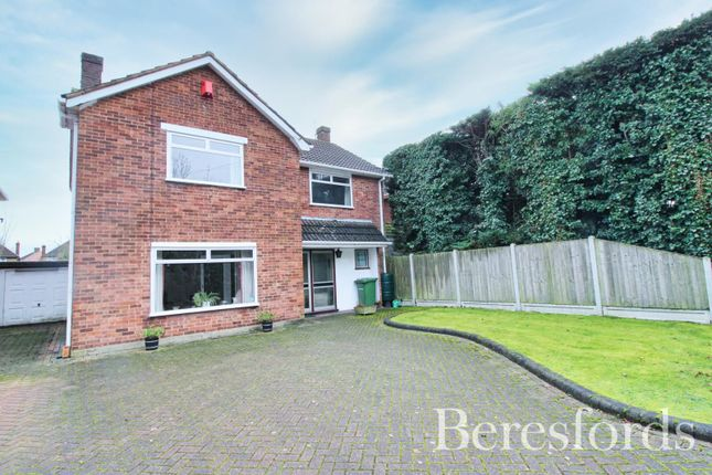 Thumbnail Detached house for sale in Hall Lane, Upminster, Essex