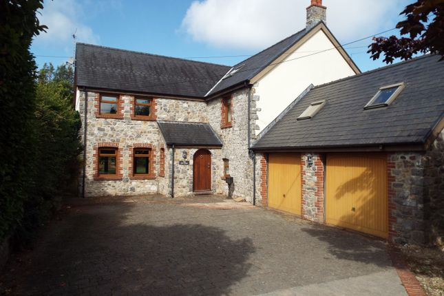 Thumbnail Detached house for sale in The Old Croft, 68 Bishopston Road, Bishopston, Swansea