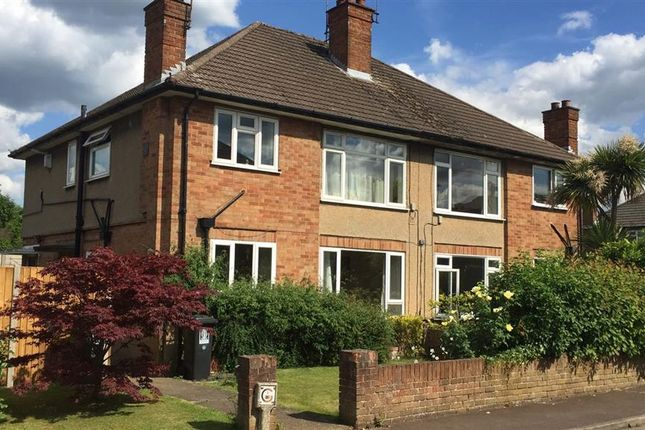 Thumbnail Maisonette to rent in Poundfield, Watford