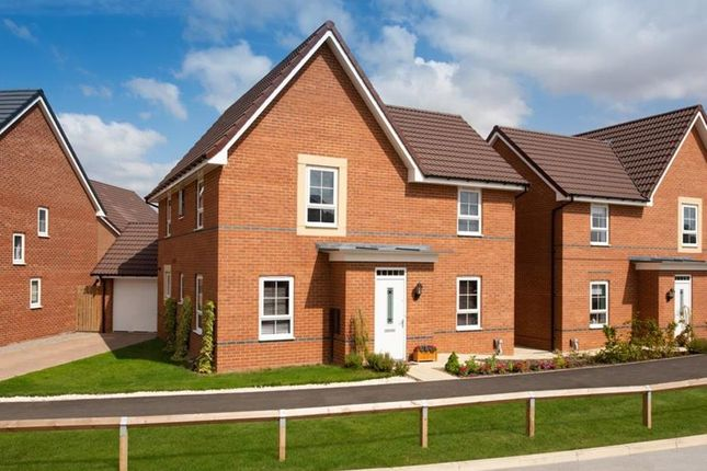 "Thumbnail Detached house for sale in ""Alderney"" at Beech Croft, Barlby, Selby"