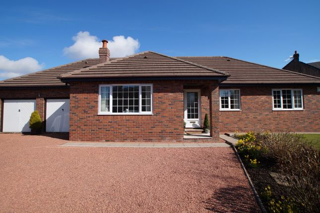 Thumbnail Detached bungalow for sale in Rheda Park, Frizington