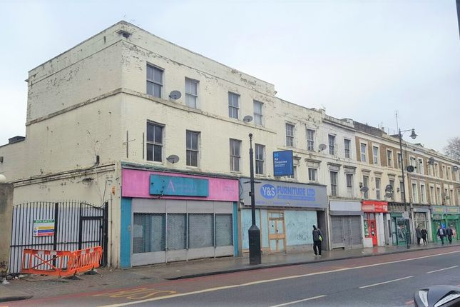 Thumbnail Land to rent in Stoke Newington High Street, London