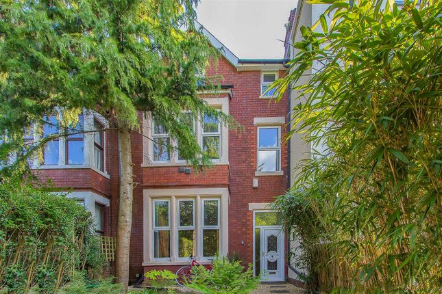 Thumbnail Terraced house for sale in Cardiff Road, Llandaff, Cardiff