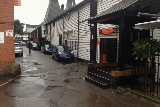 Thumbnail Leisure/hospitality to let in Southmill Road, Bishop's Stortford