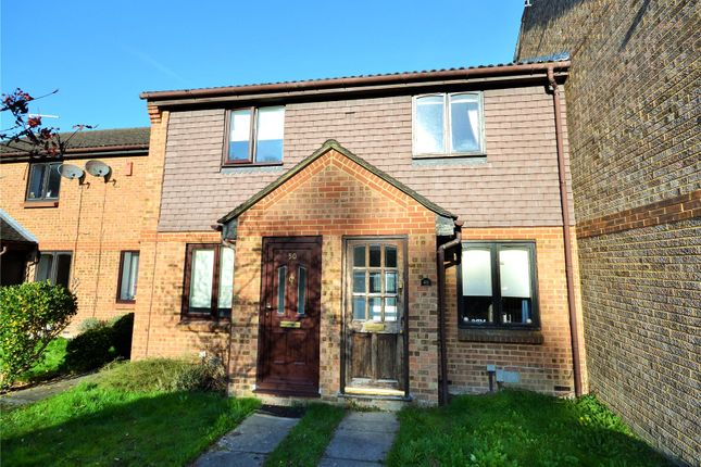 Thumbnail Terraced house to rent in Bruton Way, Forest Park, Bracknell, Berkshire