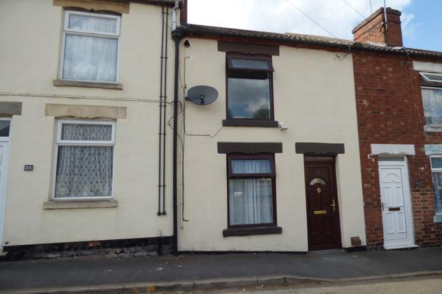3 bed terraced house to rent in Chapel Street, Castle Gresley, Swadlincote DE11