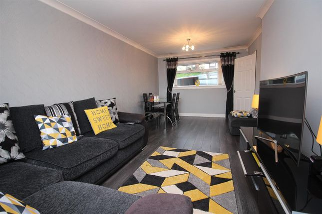 Thumbnail Terraced house for sale in Cumbrae Avenue, Port Glasgow